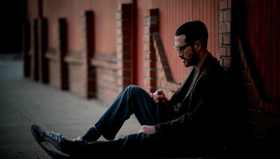 John Frusciante Red Hot Chilli Peppers bricks-h600
