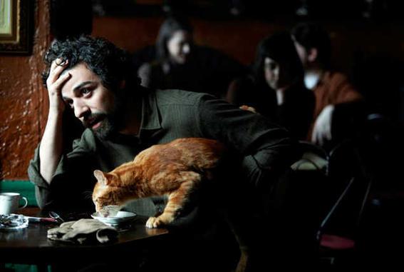 Llewyn Davis Doomed Character Cats Musician