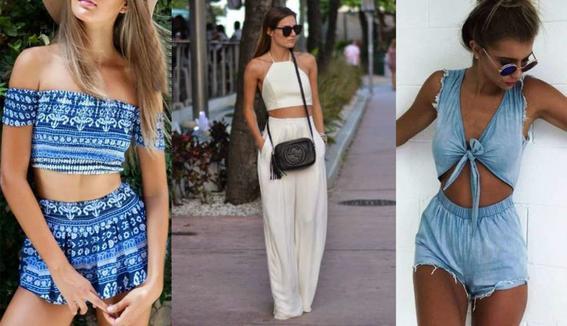 Outfits de tendencia que puedes utilizar cuando vas a la playa - Moda
