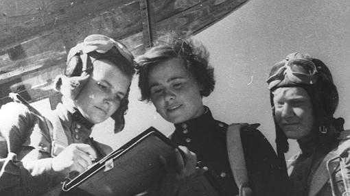 aviadoras sovieticas