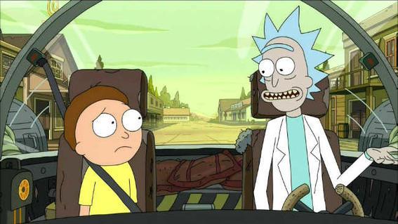 Rick Morty Nihilism Science