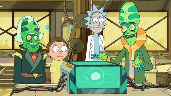 Rick Morty Nihilism don