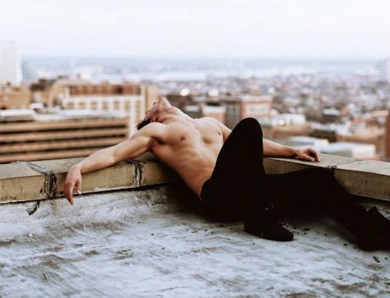 STDs Men ledge building