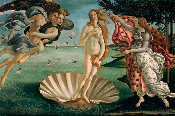 Simonetta Vespucci musa renacimiento