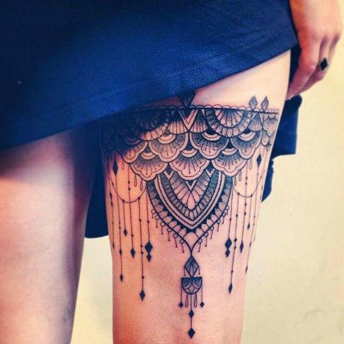 Tatuajes de Ligueros Hindú