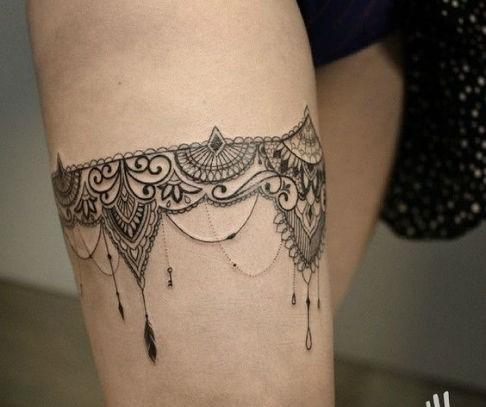 Tatuajes de Ligueros Detalles
