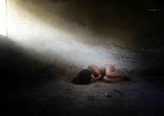 Victoria Krundysheva Dark Room 1
