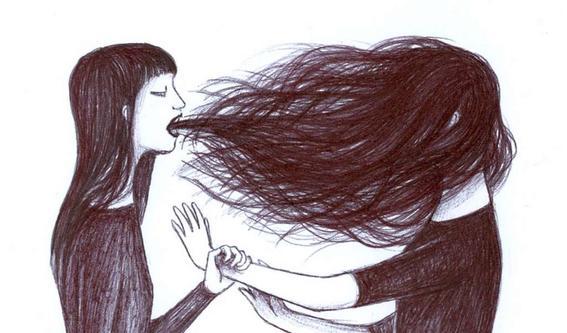 aliento soledad y tristeza de una chica comun