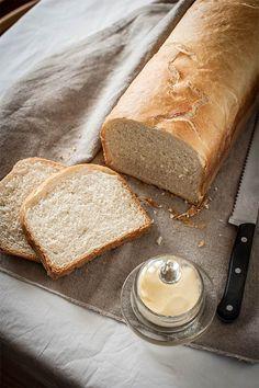 alimentos que no debes consumir después de los 30-pan blanco