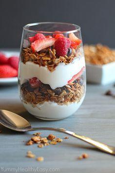 alimentos que no debes consumir después de los 30-yogur