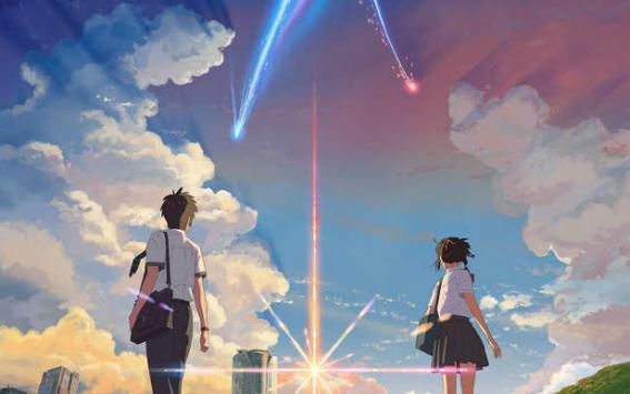 anime your name historia