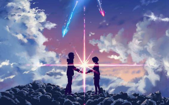 anime your name shinkai