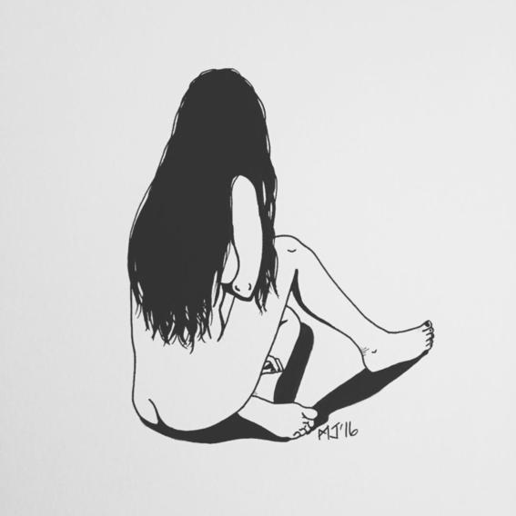 asiento sensualidad de una mujer segura