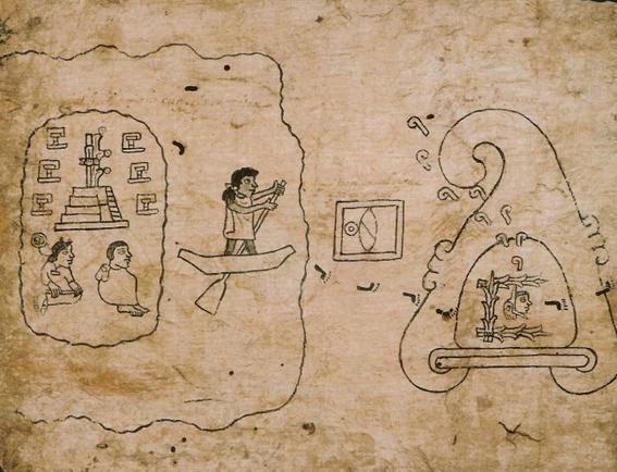aztlan el mito codice