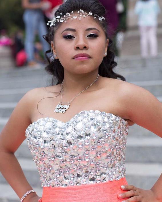 belleza mexicana sin estereotipos XV