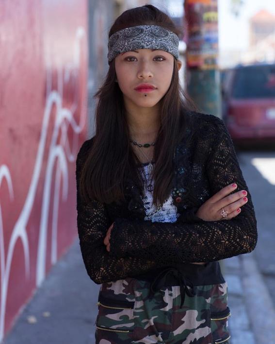 belleza mexicana sin estereotipos chola