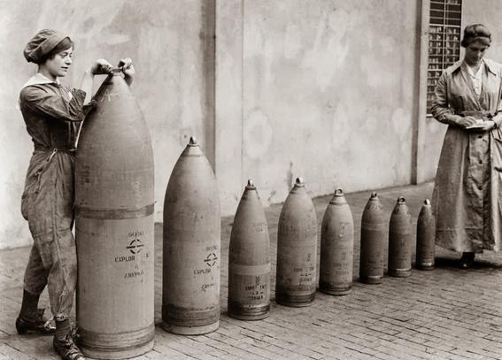 bombas mujeres que tuvieron hijos amarillos