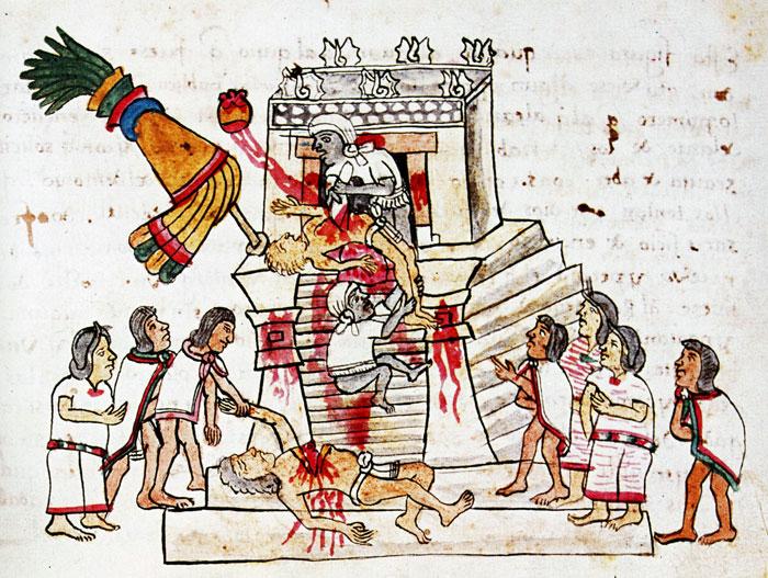 codice magliabechiano huitzilopochtli