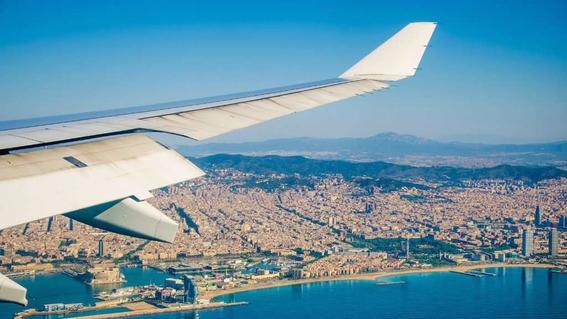 como encontrar vuelos baratos en internet barcelona