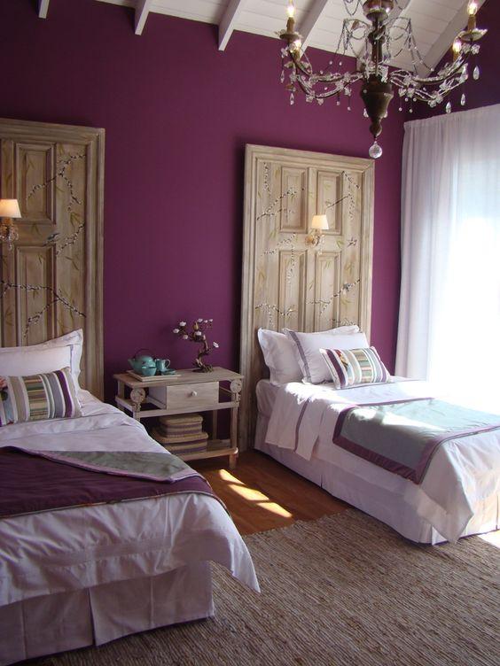 5 reglas para redecorar tu cuarto con un solo color - Diseño ...