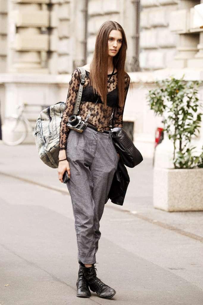 Consejos para lucir ropa con encaje sin verte trashy moda for Encaje ropa interior