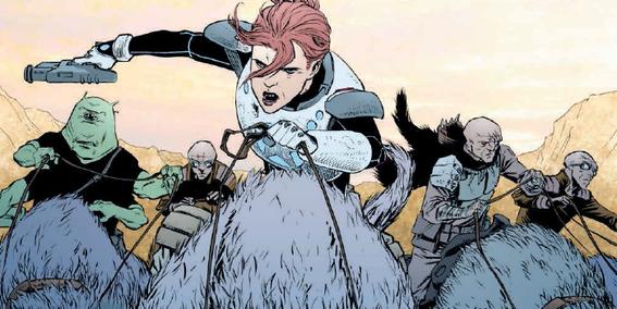 copperhead Image comics