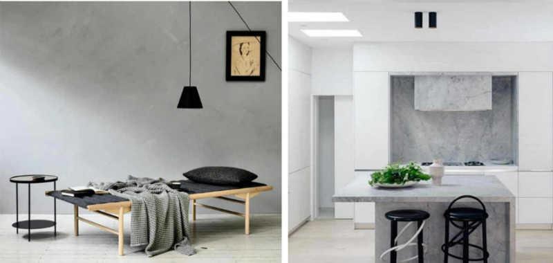 decoracion minimalista scandinavian