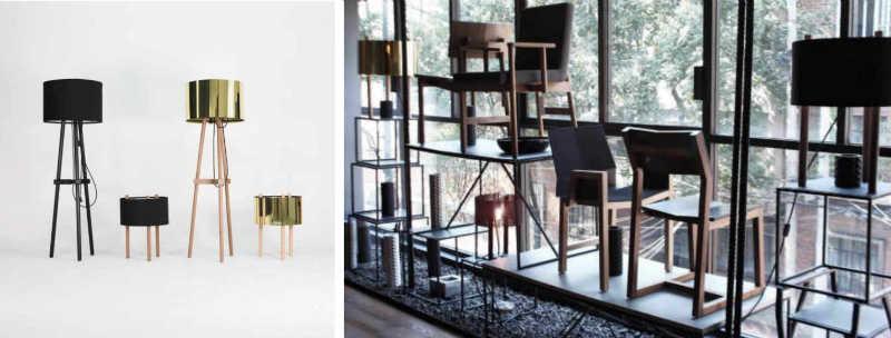 decoracion minimalista shelf