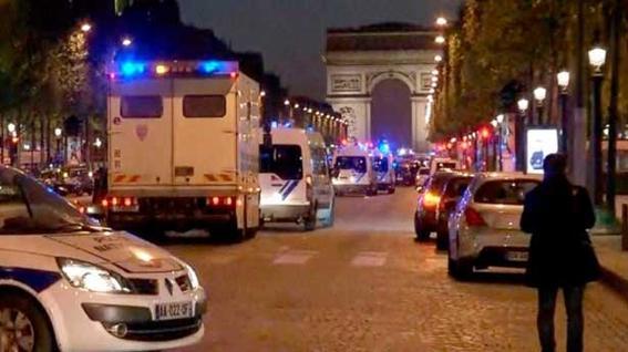 video ataque terrorista en paris