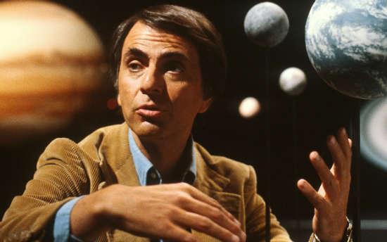 don't believe in God Sagan
