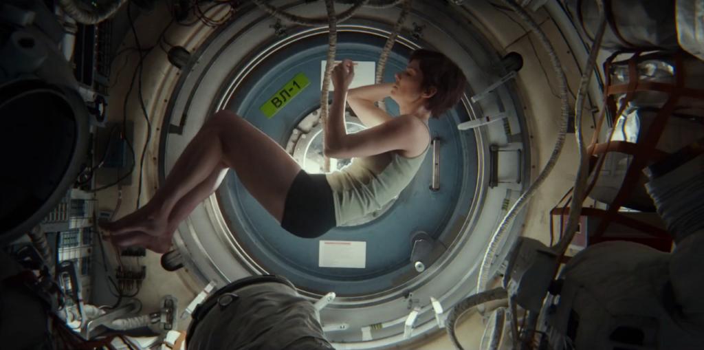dormir que le pasa a tu cuerpo en el espacio