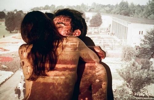 enamorarse por medio del sexo reflejo