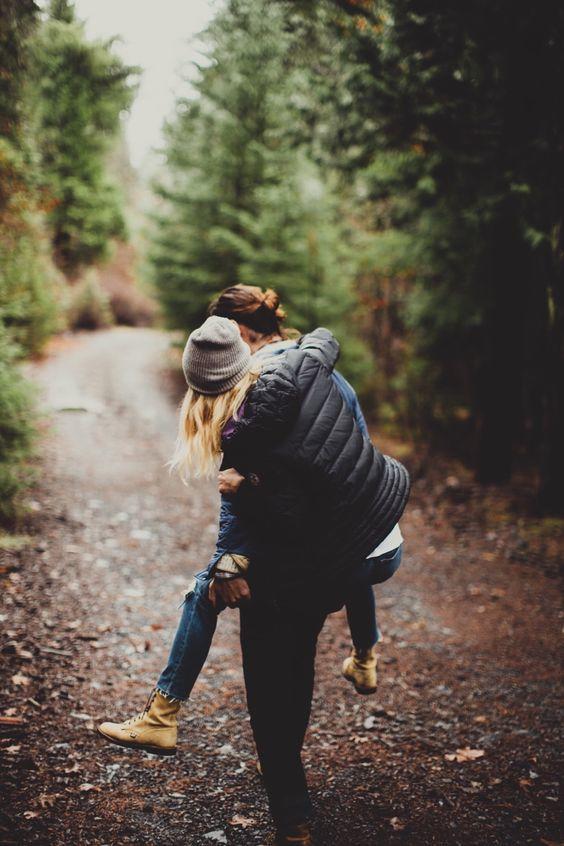 encontrar el amor viajando tres