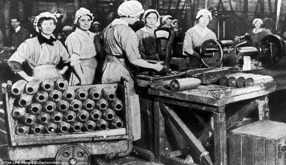 fabrica mujeres que tuvieron hijos amarillos