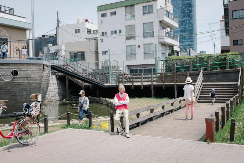 fotos de yota yoshida old man
