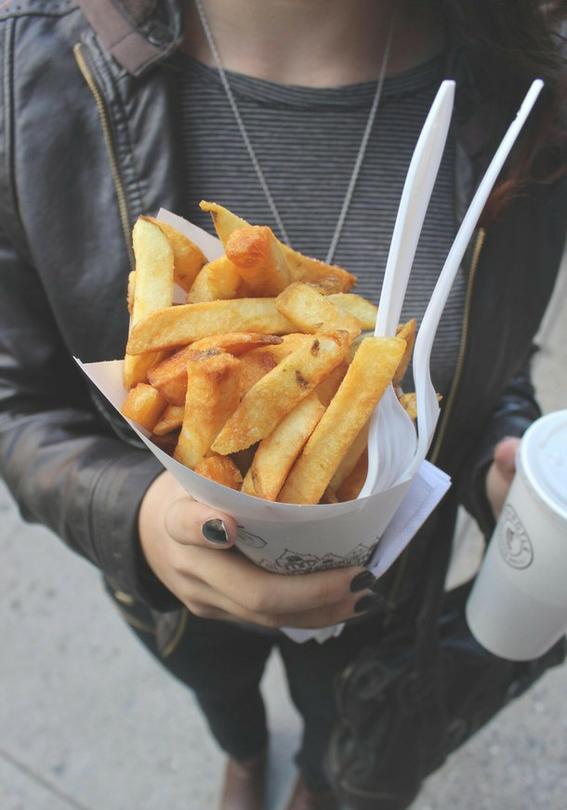 alimentos que debes evitar despues de los 30-Papas fritas