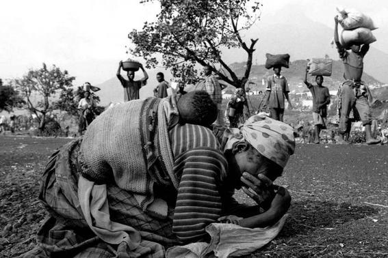 genocidio de ruanda hutus y tutsis
