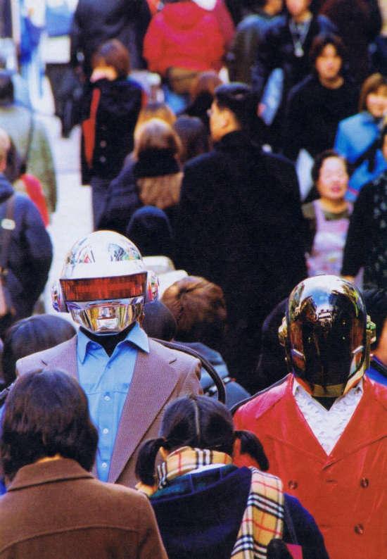 grupos de los 90 daft punk