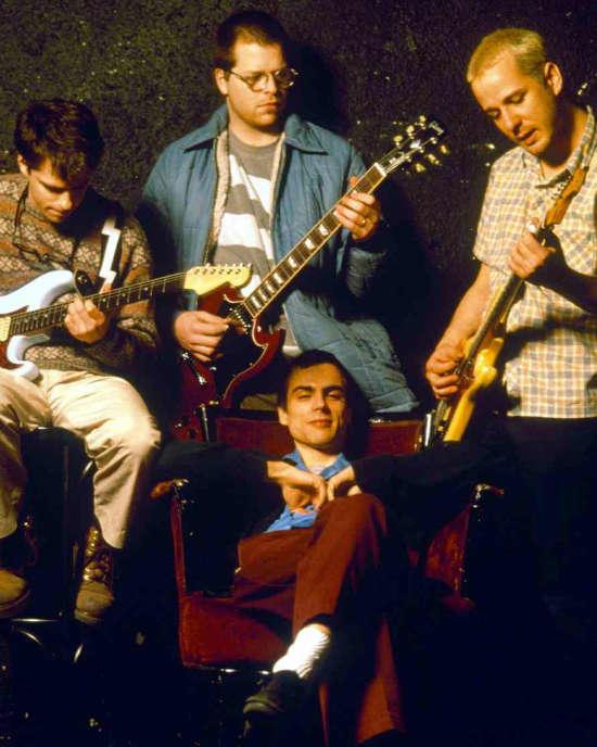 grupos de los 90 weezer