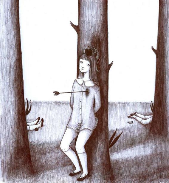 guillermo soledad y tristeza de una chica comun