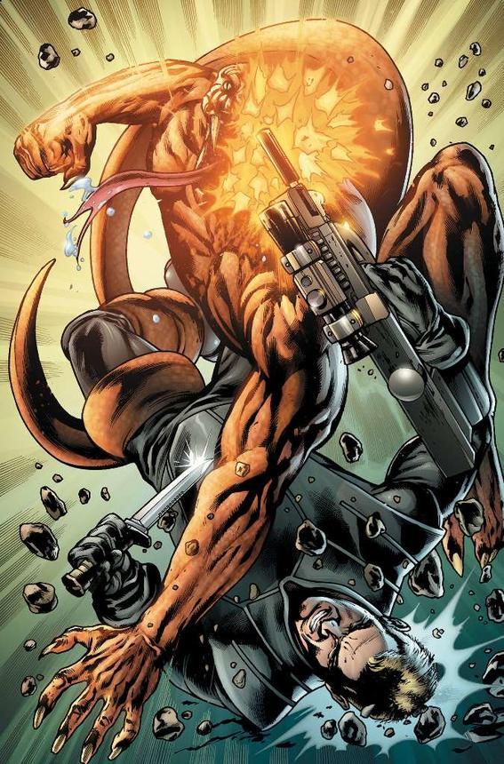 gun Image comics