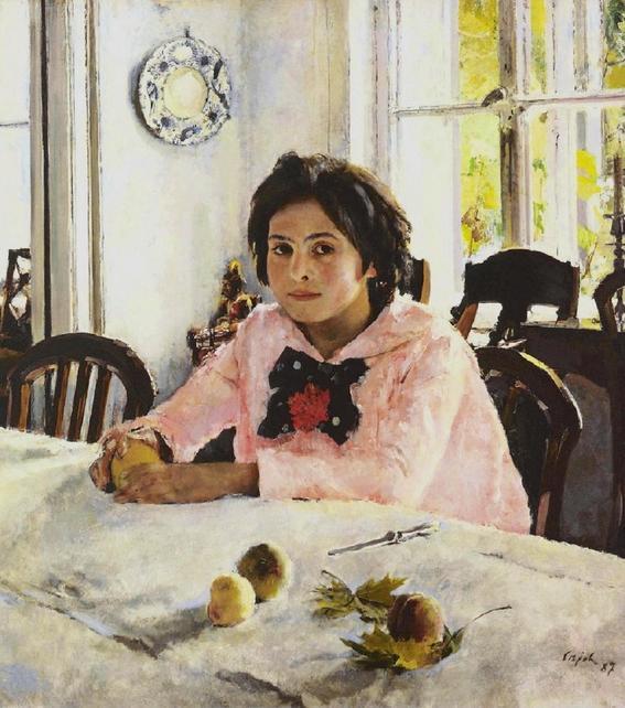 historia de la pintura en rusia