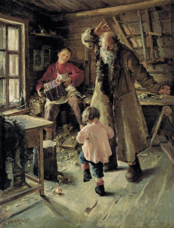 historia del arte ruso pinturas