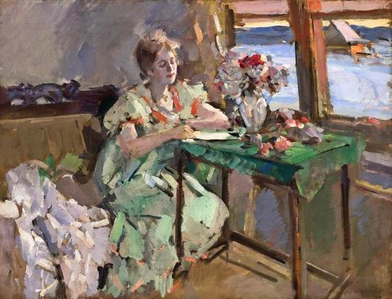 historia pintura rusa