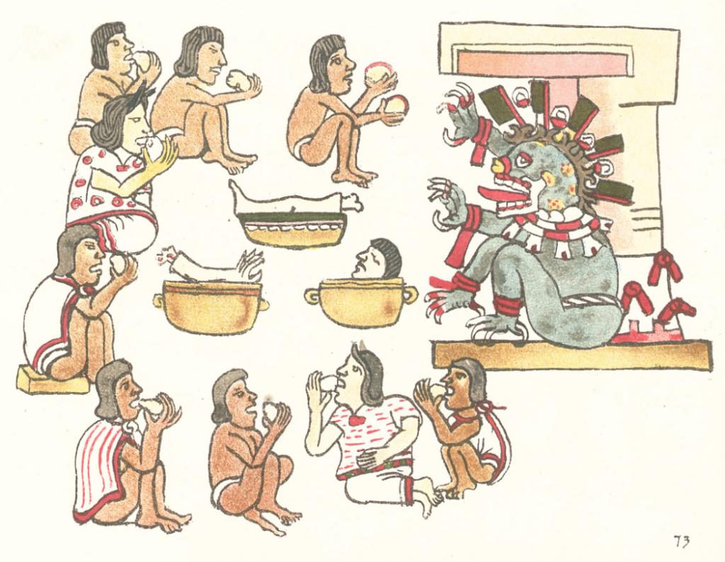 huitzilopochtli carne