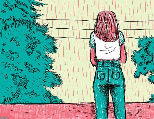 ilustraciones de iurhi peña espalda