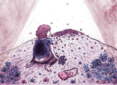 ilustraciones de iurhi peña soledad
