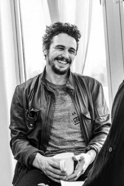 james franco style fashion leather jacket