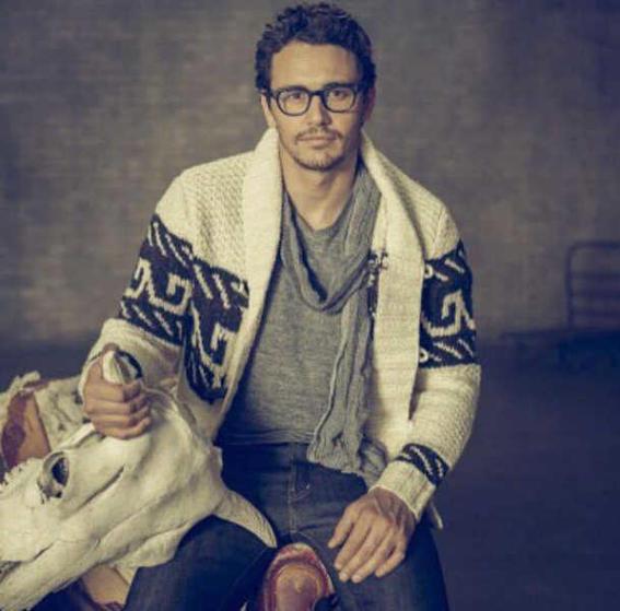 james franco style fashion sweater