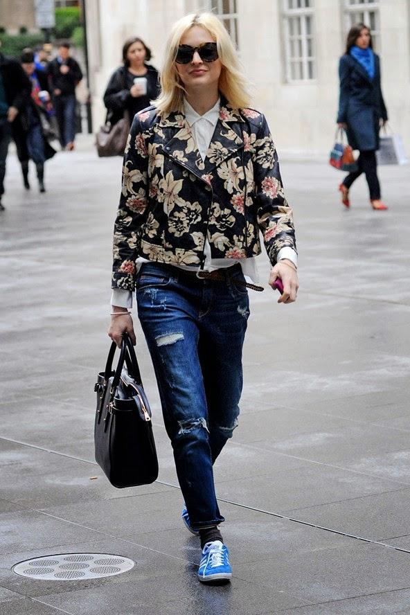 jeans diferentes tendencias en un mismo look